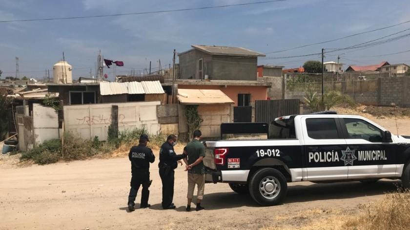 Escala violencia intrafamiliar en Rosarito