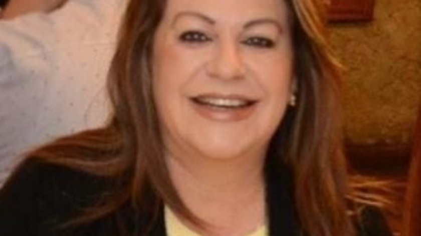 La exsenadora Leticia Herrera Ale niega dicho bloqueo de cuentas bancarias por parte de la UIF(Facebook Leticia Herrera Ale)