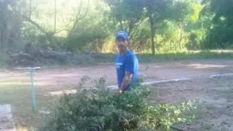 Juan de Dios se reintegra de manera positiva a su familia y al trabajo en Buenavista, Cajeme.
