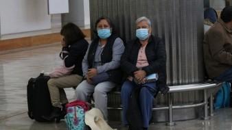 Por neblina aeropuerto de Tijuana advierte sobre afectaciones
