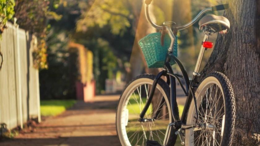 Roban bicicleta a repartidor y clienta le regala una(Tomada de la red)