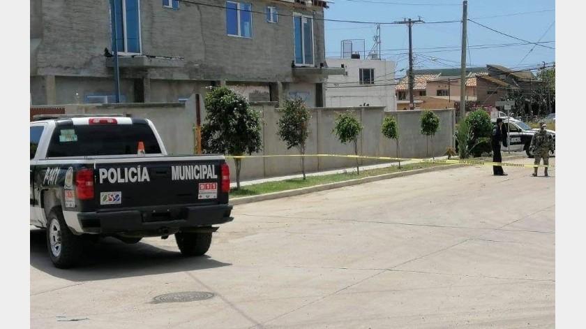 Ejecutan a hombre en su vivienda en Rosarito(Archivo)
