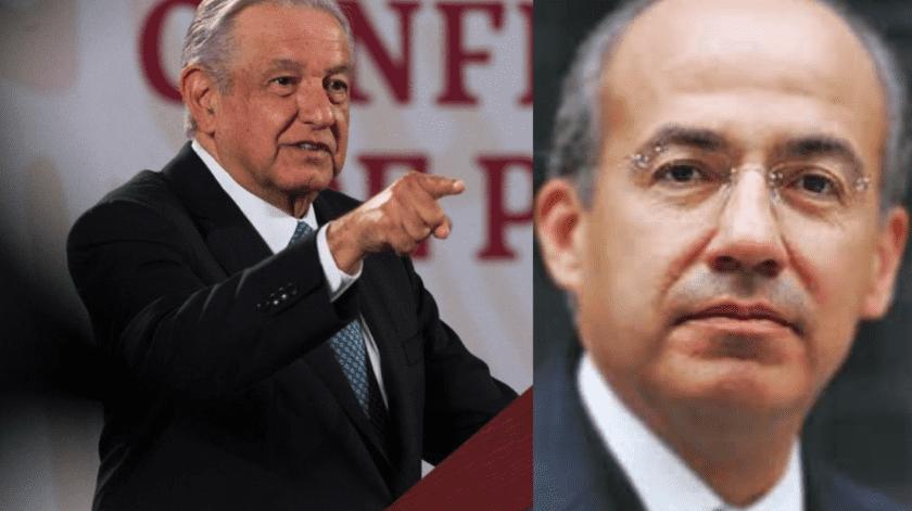 El ex presidente Felipe Calderón Hinojosa refiere una persecución política en su contra.(GH)