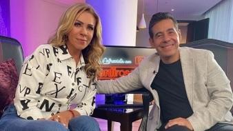 Rocío Sánchez Azuara relató ese difícil episodio de su vida en una entrevista a Yordi Rosado.