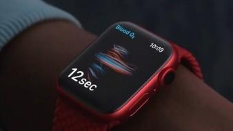 Apple presenta Watch Series 6