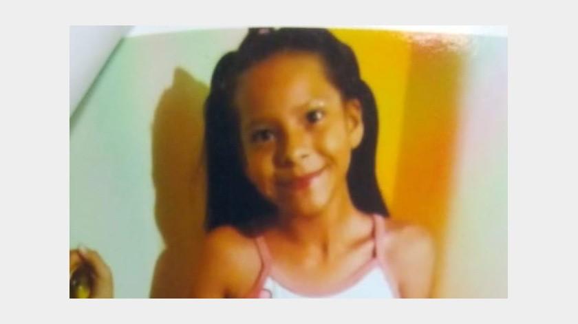 Buscan a Patricia de 9 años desaparecida en Tijuana(Cortesía)