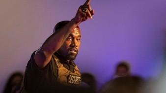 Kanye West afirma que él es el nuevo Moisés