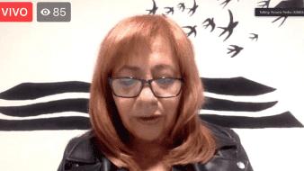 Como frijoles y arroz: Rosario Piedra tras hallazgo de carnes finas en toma de CNDH
