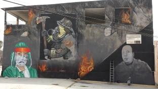 Arte Urbano en Tijuana.