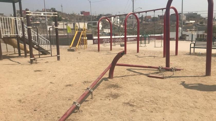 Azota delincuencia a habitantes de Villa Bonita en Rosarito(Carmen Gutiérrez)