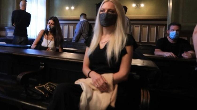 La mujer pasará dos años en arresto domiciliario mientras su pareja estará 3 años en prisión por fraude(Especial)