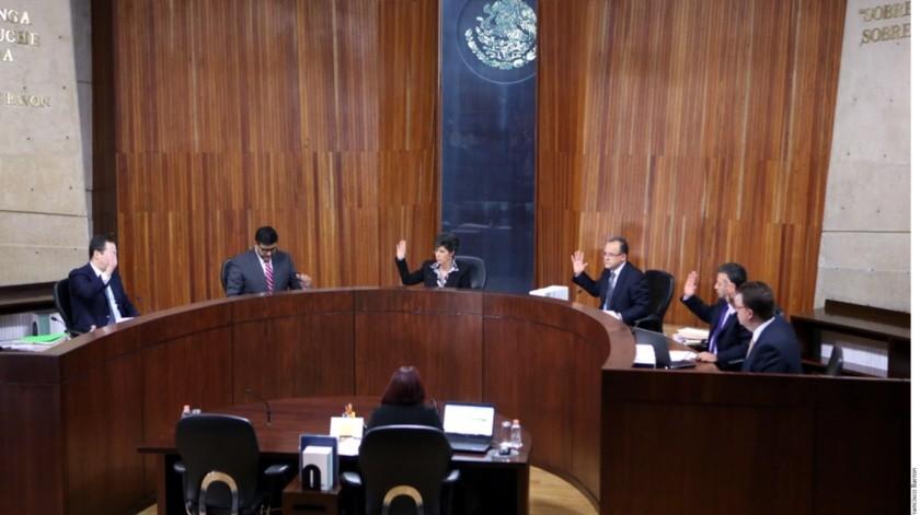 Ordena Tribunal Electoral modificar convocatoria del INE para elección de Morena(Archivo GH)