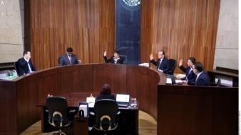 Ordena Tribunal Electoral modificar convocatoria del INE para elección de Morena