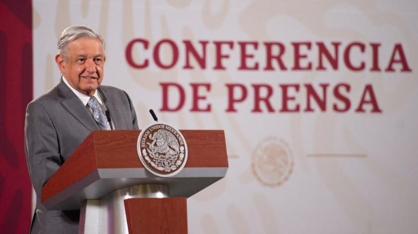 El Tribunal Electoral coincidió con la decisión del INE de negar medidas cautelares a las conferencias matutinas(Archivo GH)