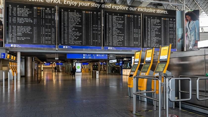A partir del 19 de septiembre en la ciudad de Cartagena se restablecen los vuelos internacionales de origen y destino(EFE)