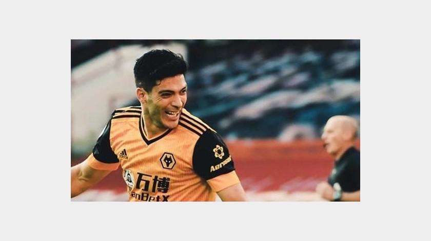 Inconforme Raúl Jiménez con su valoración en el FIFA 21(Instagram @raulalonsojimenez9)