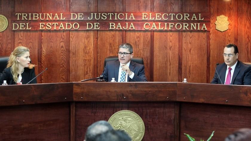 TJEBC otorga medidas cautelares a diputada de Baja California
