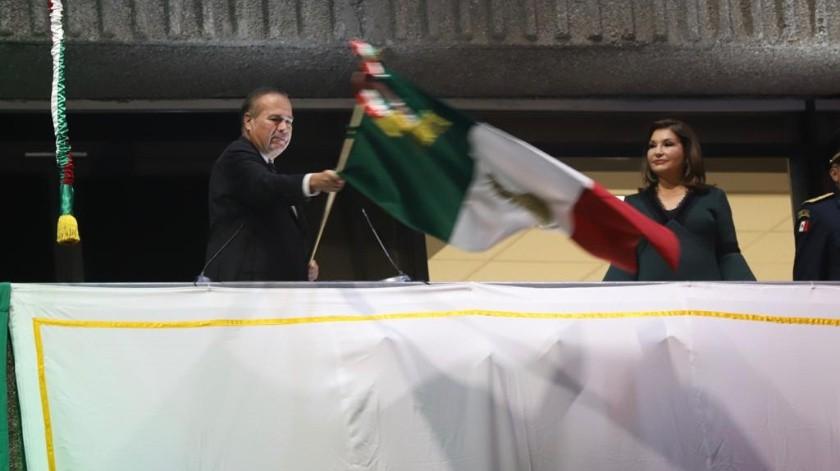 Encabeza Grito González Cruz en Tijuana(Sergio Ortiz)
