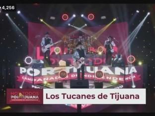 Tucanes de Tijuana le dieron el sabor a la noche mexicana