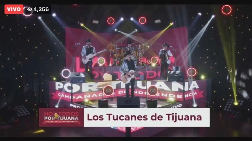 Tucanes de Tijuana le dieron el sabor a la noche mexicana(Captura)