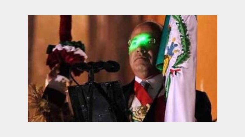 Calderón recuerda Grito de Bicentenario y evocan hostil respuesta en su último(El Imparcial)