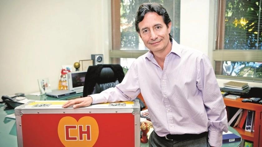 Sale hijo de Chespirito de Televisa tras 39 años(Especial)