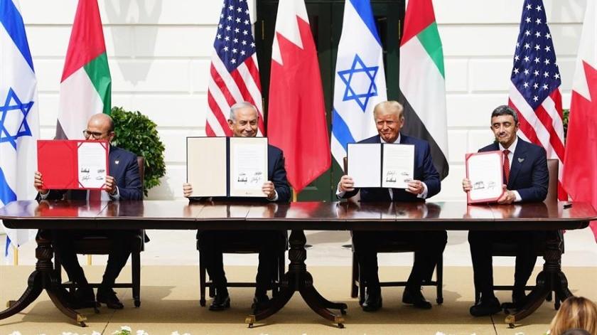 Paz entre Israel, EAU y Bahréin: cómo queda la causa palestina tras el acuerdo entre Tel Aviv y los países del Golfo