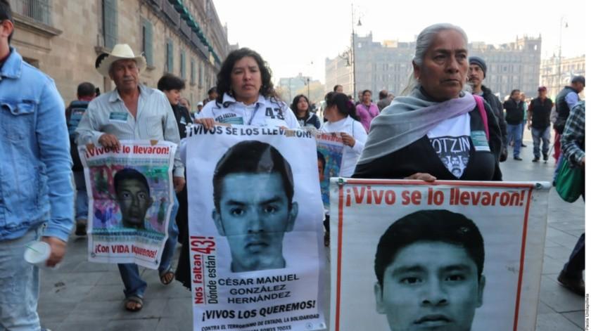 Dictan auto de formal prisión a exmando policíaco, presunto implicado en caso Ayotzinapa(Archivo GH)