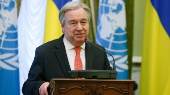 ONU reconoce resolución de México sobre acceso equitativo a vacunas contra Covid-19