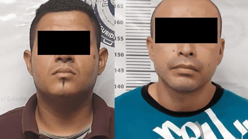 Retira GESI de la calle a dos narcomenudistas(Cortesía)