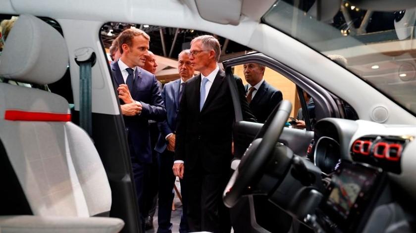 Para 2021 se mantiene la previsión de que la economía francesa crezca un 8 %, según indicó el Ministerio de Economía en una presentación a la prensa a última hora de esta tarde.(EFE)