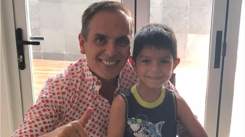 Xavier Ortiz falleció el pasado 7 de septiembre en Guadalajara.(Tomada de la red)