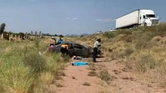 Identifican a víctimas, entre ellas niñas, de accidente en tramo Hermosillo-Guaymas