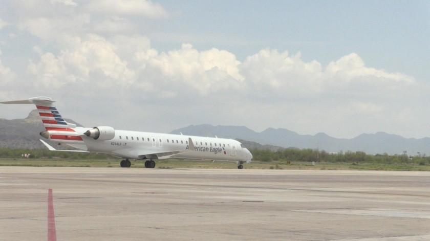 Opera con vuelos llenos ruta Hermosillo-Phoenix(Banco Digital)