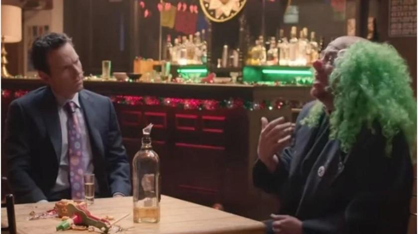 Loret y Brozo hablan de rifa de AMLO en cantina(Captura de video)