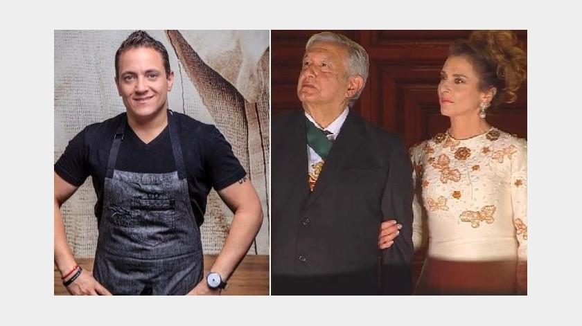 Tachan de misógino a chef tras comparar vestido de Beatriz Müller con flan(Especial)