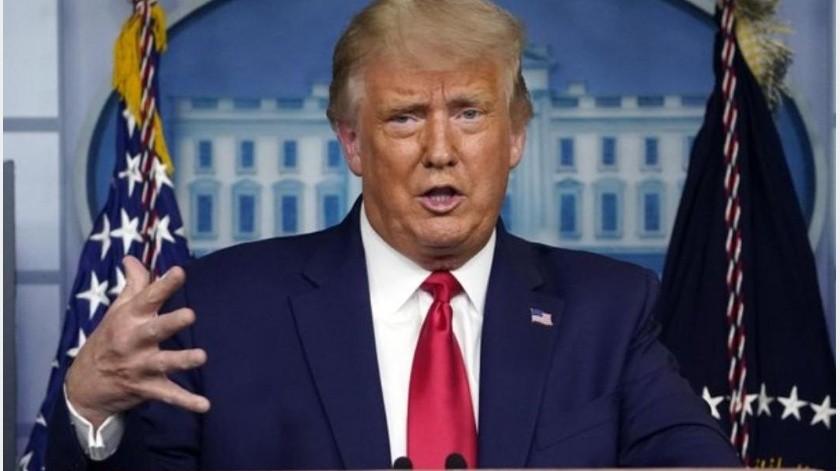 """Trump confirma caso de Covid-19 en Casa Blanca: """"no estuvo cerca de mí""""(AP)"""