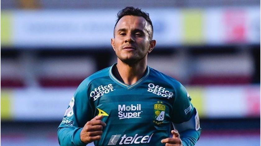 """""""Chapito"""" Montes pondría fin a su recorrido con el """"Tri""""(Instagram @clubleon_oficial)"""