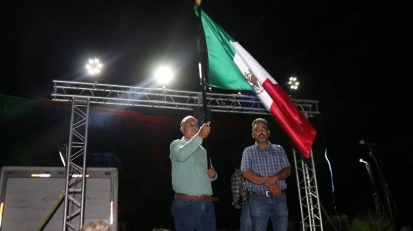Alcalde da Grito en Presa La Boquilla, zona de conflicto con Guardia Nacional(El Universal)
