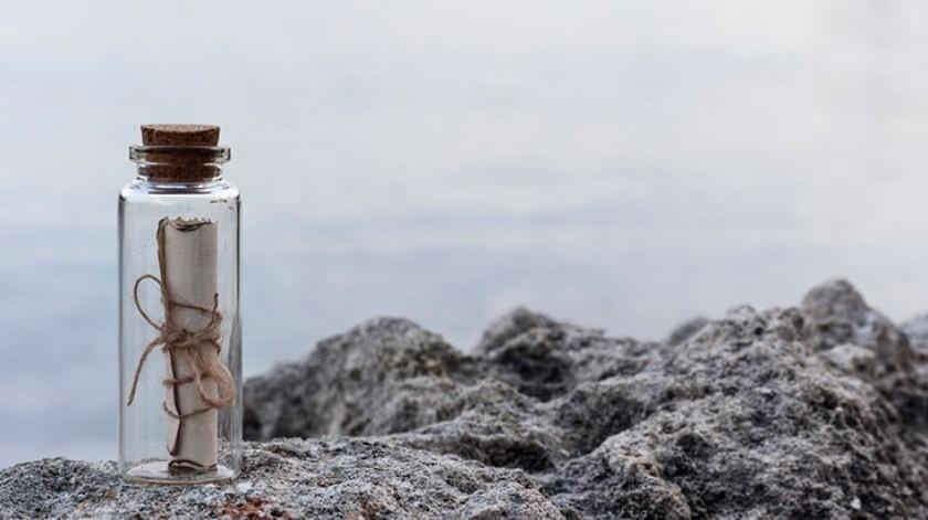 Encuentran en Noruega 21 años después una botella con  mensaje(Tomado de la red)