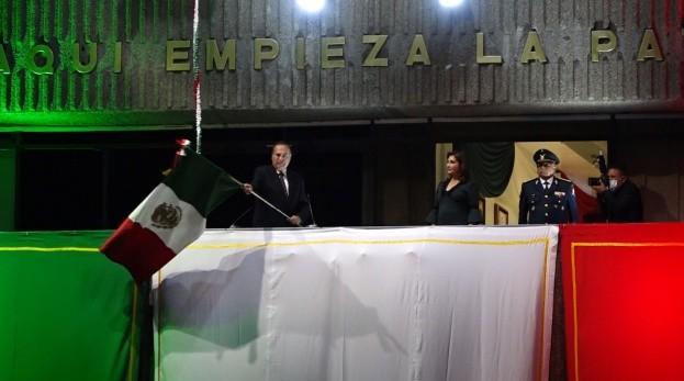 Así se vivió la celebración de la Independencia de México en Tijuana.