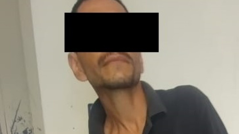 Arrestan a sospechoso de robos en el Guadalupe Victoria(Cortesía)