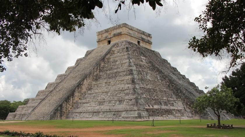 Los sitios arqueológicos cerraron sus puertas al público, pero los trabajadores continuaron acudiendo a efectuar labores de mantenimiento(NOTIMEX)