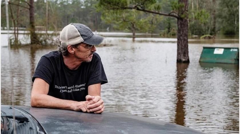 Esa región de la costa del Golfo de México se enfrenta ahora a una penosa recuperación de los daños millonarios ocasionados por las lluvias que, según dijo hoy la gobernadora de Alabama, Kay Ivey, no podrán ser evaluados completamente hasta los próximos días.(EFE)