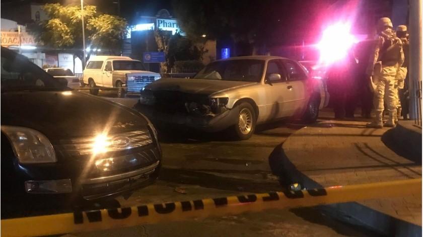 Decomisan 13 mil cartuchos de diferentes calibres a automovilista tras choque en Nogales