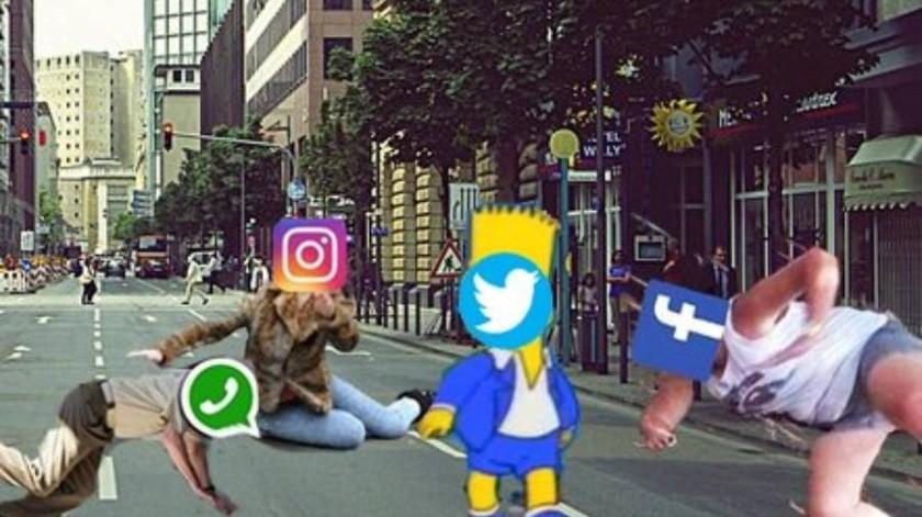 Los mejores memes de la caída de Instagram(Tomada de la red)