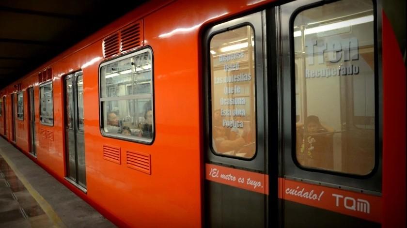 Agreden a mujer en metro con arma cortante; no fue por robo(El Universal)