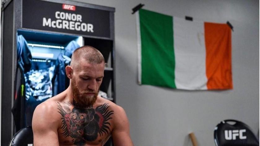 Conor McGregor coquetea con la idea de regresar a los octágonos(Instagram @thenotoriousmma)