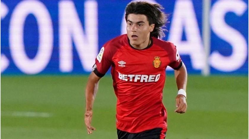 ¡No pierde la fe! Selección Mexicana insiste en convencer a Luka Romero(Instagram @lukaromero10)