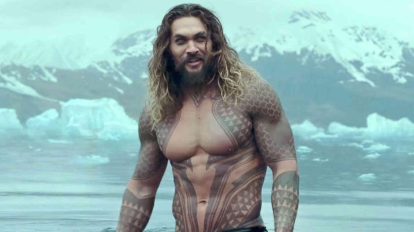 """El protagonista de """"Aquaman"""" dejó sin habla a más de uno de sus fans con sus más recientes historias de Instagram.(Especial)"""